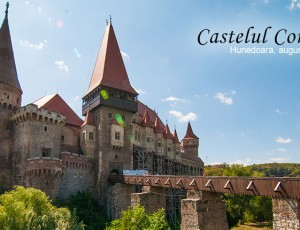 Castelul Corvinilor – august 2012