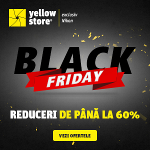 BlackFriday la YellowStore