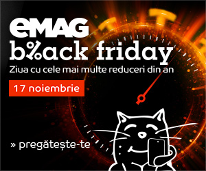 [UPDATE] Catalagul Emag Blackfriday 2017